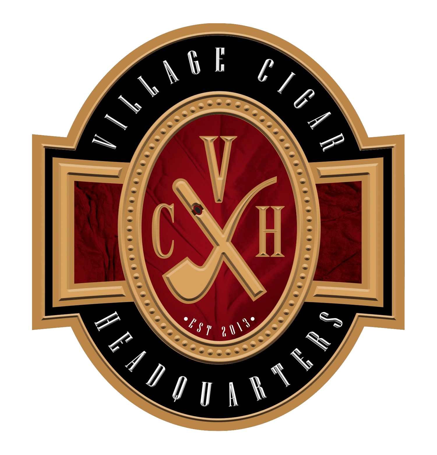 Village Cigar Headquarters Logo